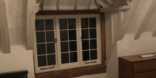 small roof window
